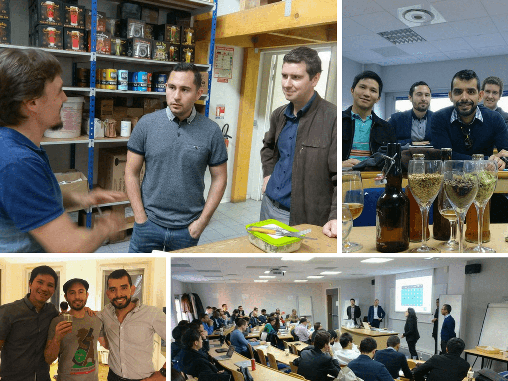 International MBA Participants Experiment with Entrepreneurship
