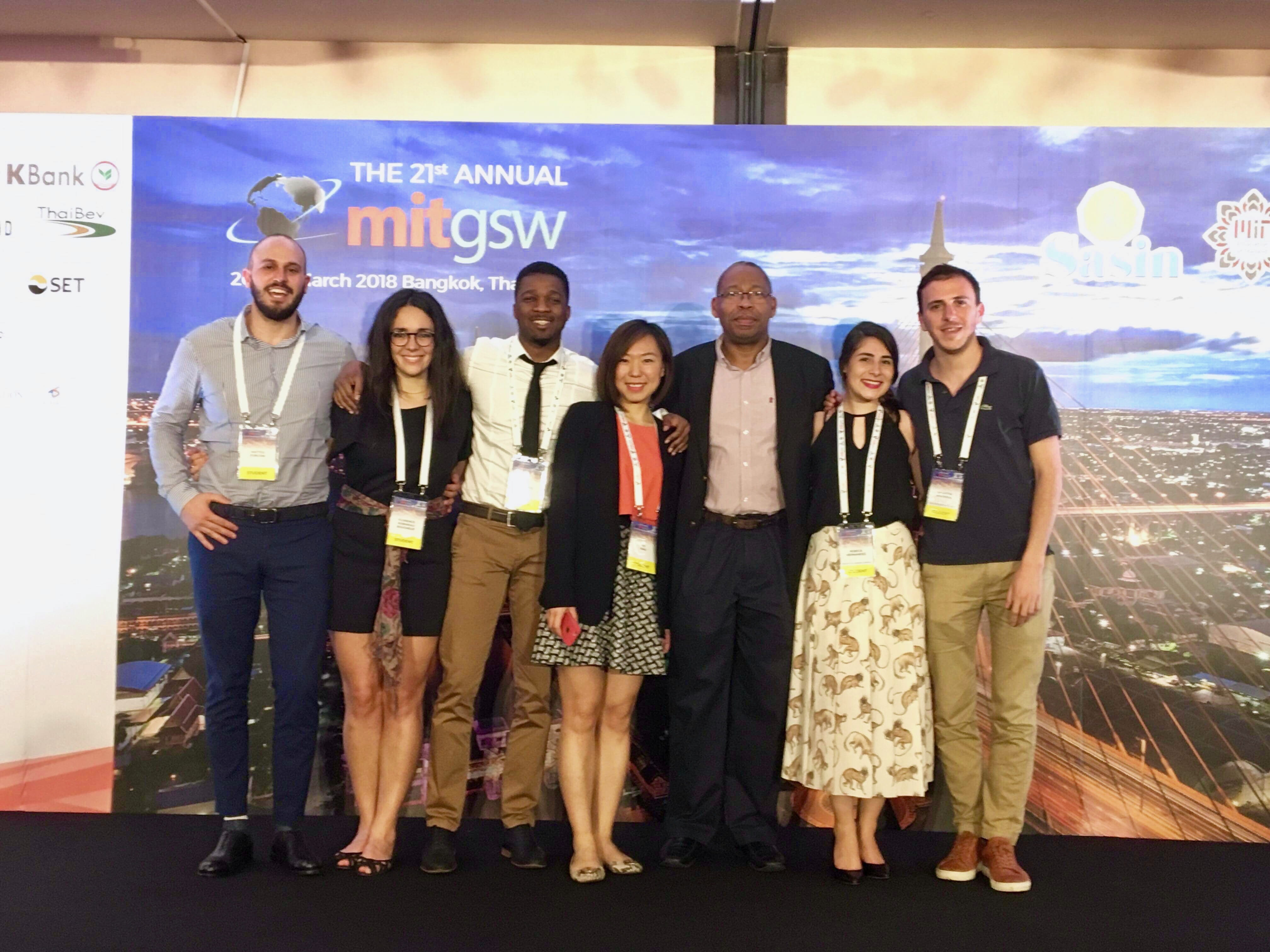 MIT Global Startup Workshop in Bangkok