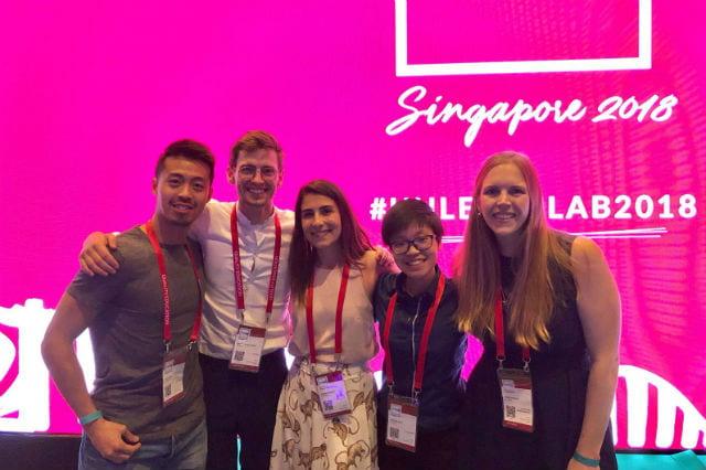 The unexpected way an MBA kickstarts an international career