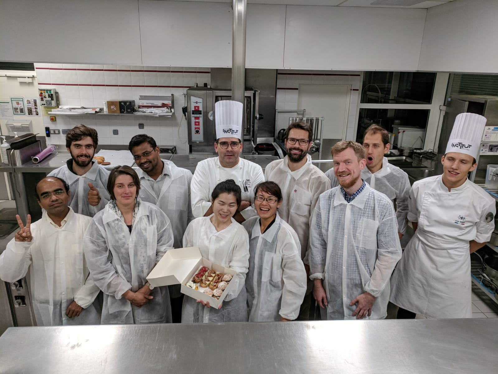 French Culinary Workshops with Institute Paul Bocuse