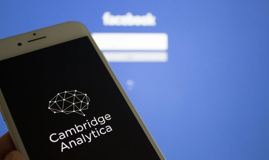 Cambridge Analytica's 'secret' psychographic tool is a ghost from the past