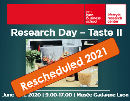 Taste Research Day