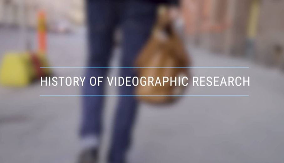 PART II: Videography: History and future perspectives
