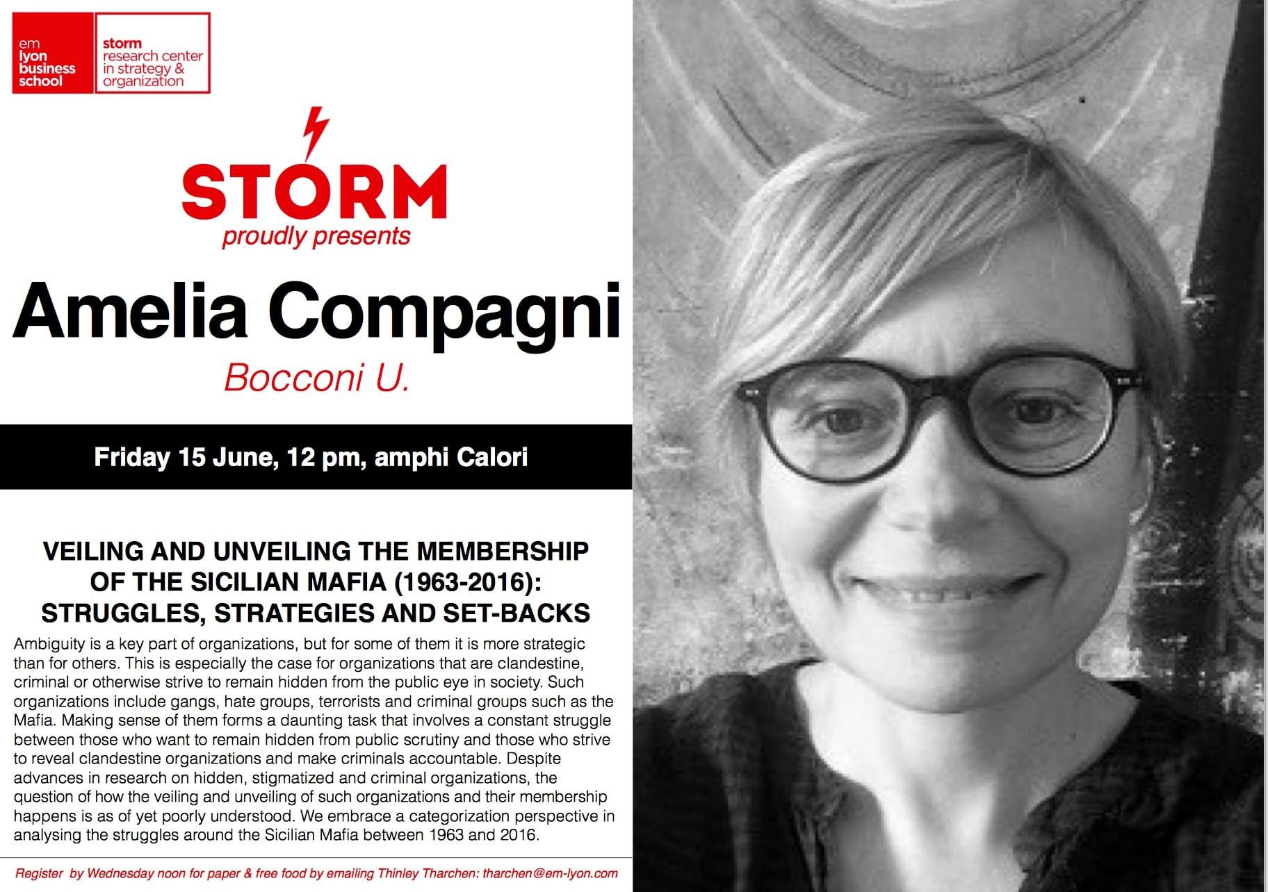 15 June 2018: AMELIA COMPAGNI (Bocconi U.)