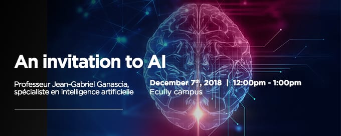 An Invitation to AI