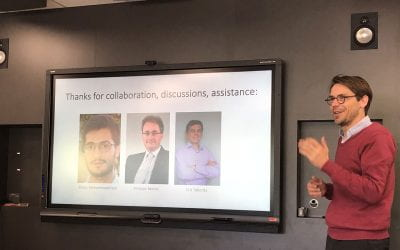 Presentation of fellowship projects