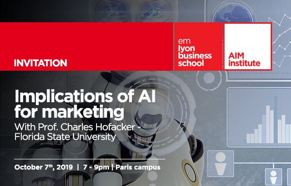 Implications of AI for Marketing