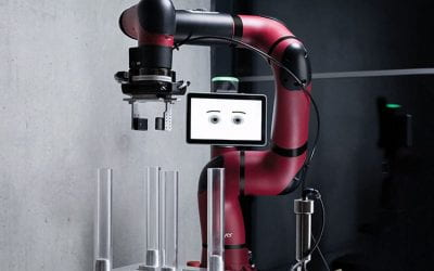 Demonstration of Sawyer, the Collaborative Robot