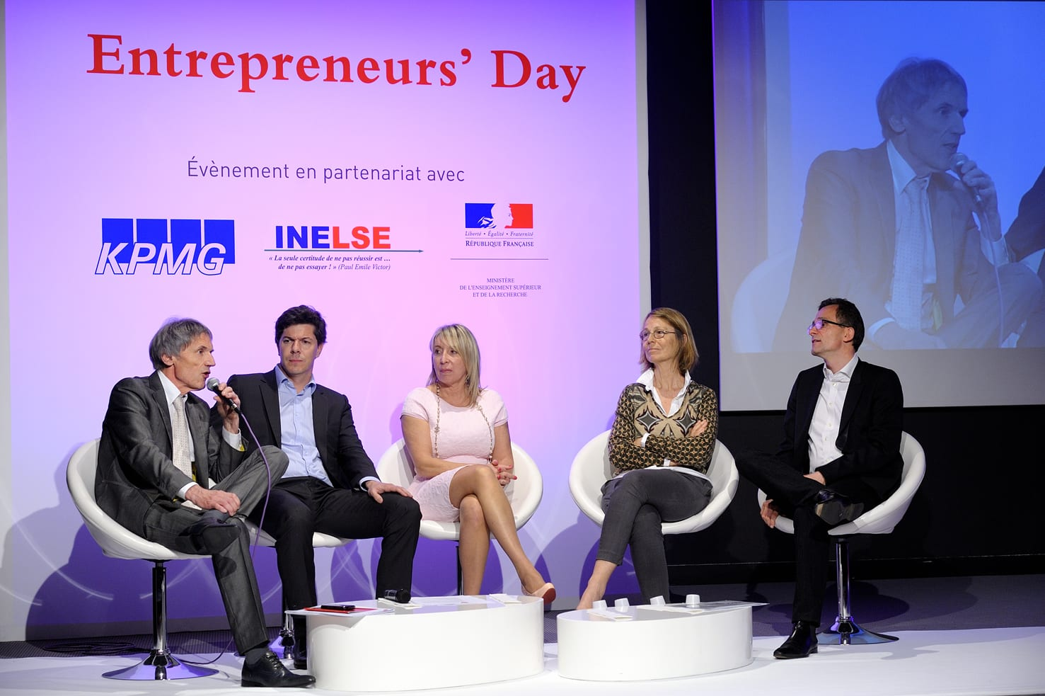 entreprneurs'Day Emlyon Business Scholl