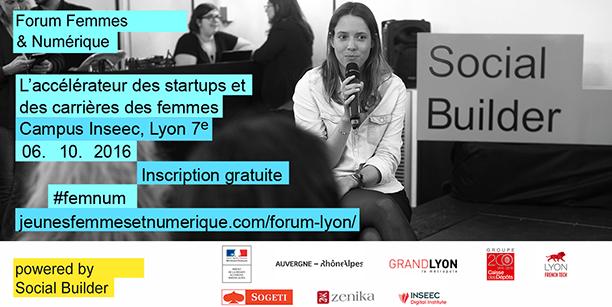 Vous êtes intéressée par le numérique ? Plus que 2 jours pour vous inscrire au Forum Femmes et Numérique !