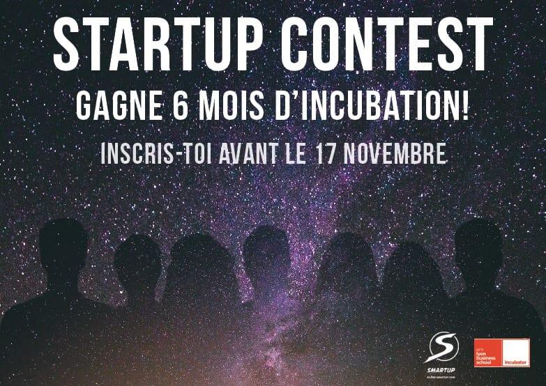 Innov'ember: Plus quelques jours pour vous inscrire au Startup Contest !