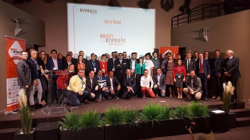 AVICEN: Lauréat de l'appel à projet boost #mobilitech 2016.