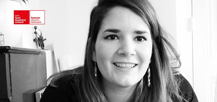 Interview Sophie Peyrat-Forestier entrepreneuse (Synbud) et diplômée emlyon business schoool