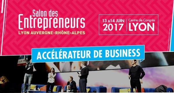 Salon des entrepreneurs 13 14 juin 2017 l 39 incubateur for Salon des entrepreneurs