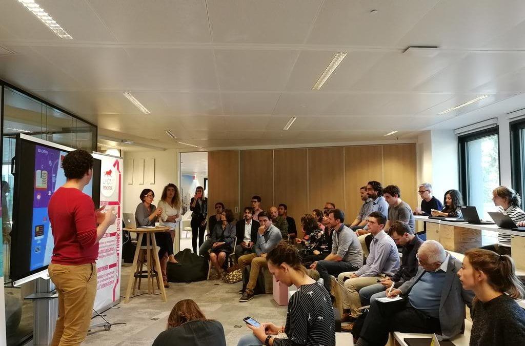 Belle mobilisation pour le 2ème Meet Up du Réseau thématique EdTech