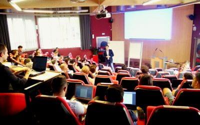 Lancement Lyon Start Up #9 : première semaine de formation à emlyon business school