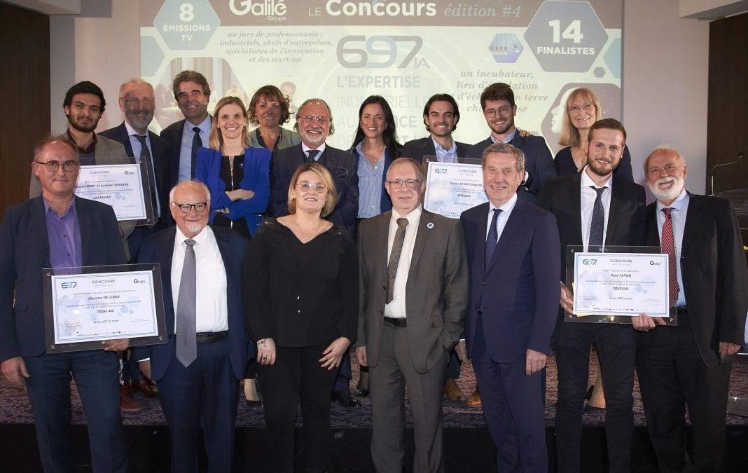 Concours d'innovation 697 IA – Premières places attribuées à Bioxegy et Revcoo !