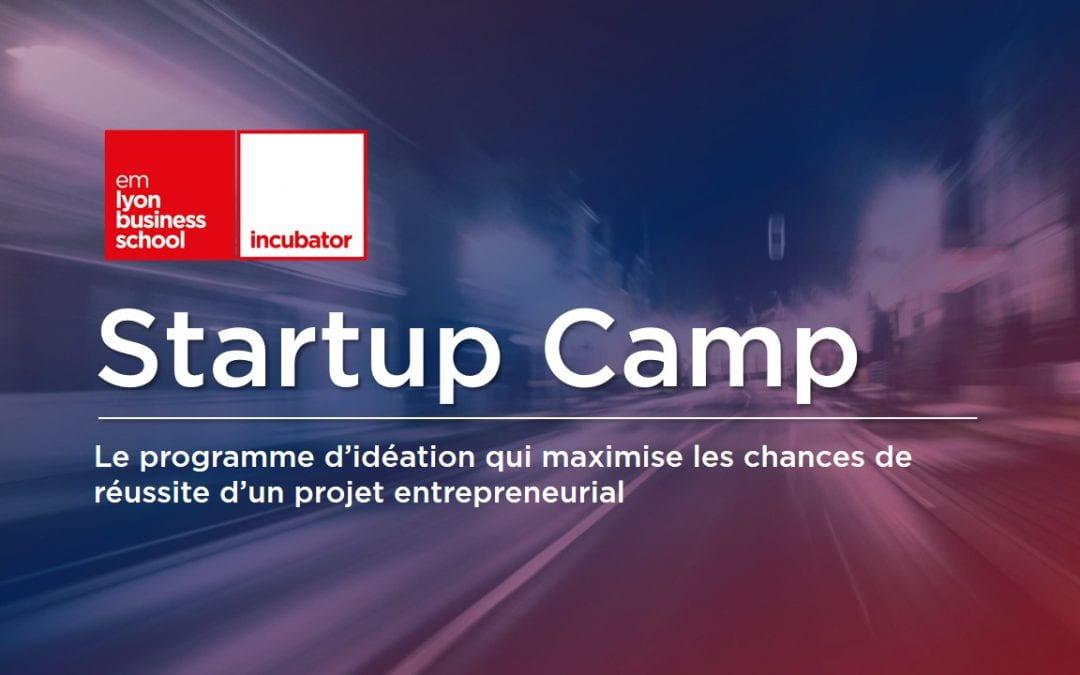 Startup Camp : tout savoir sur le programme à l'occasion du lancement de la nouvelle promo