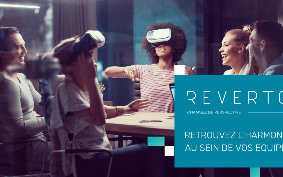 Reverto, la start-up qui lutte contre les violences sexistes et le harcèlement grâce à la réalité virtuelle