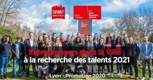 Sport dans la Ville et emlyon business school, à la recherche des entrepreneurs de demain