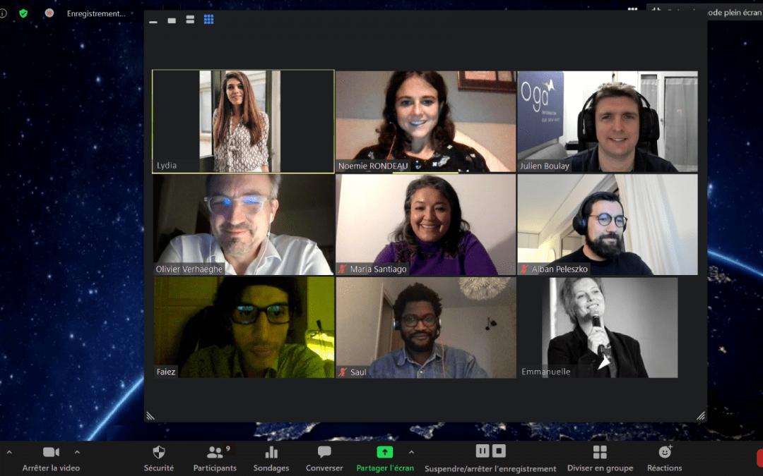 EdJobTech : lancement de la troisième session réussi à distance
