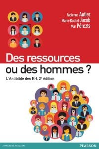 Des ressources ou des hommes, L'Antibible des RH, 2016, Fabienne Autier, Marie-Rachel Jacob, Mar Perezts