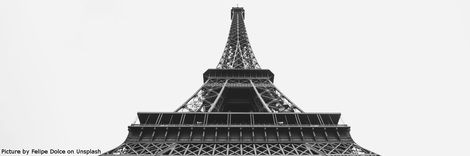Tour Eiffel by Felipe Dolce on Unsplash