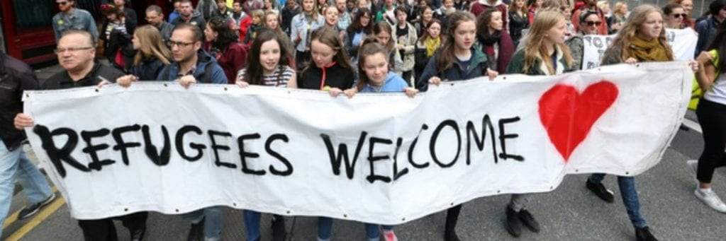 Refugees Welcome Dublin