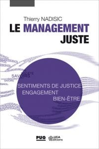 T. Nadisic, Le management juste