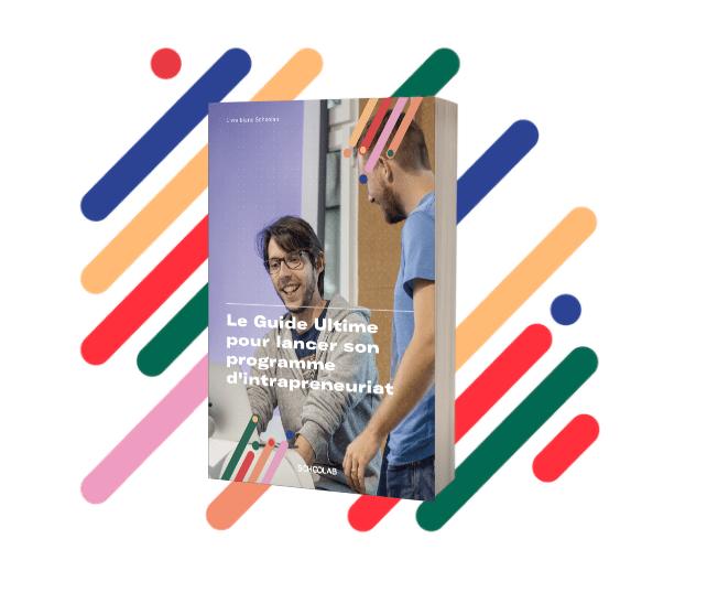 LIVRE BLANC  – Guide ultime pour lancer son programme d'intrapreneuriat