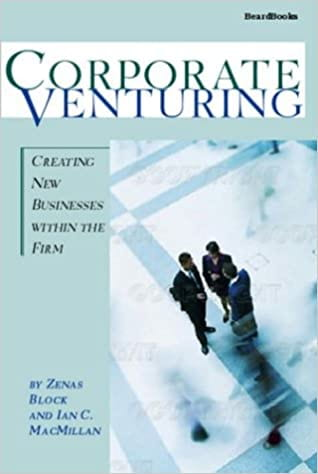 Corporate venturing: creating new businesses within the firm.