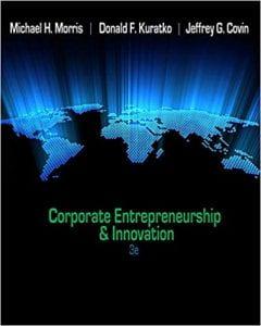 Corporate Innovation & Entrepreneurship