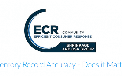 Webinar : Inventory Record Accuracy – Does it matter?   19 November – 15pm